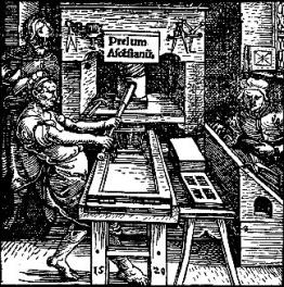 History of Bible Printing